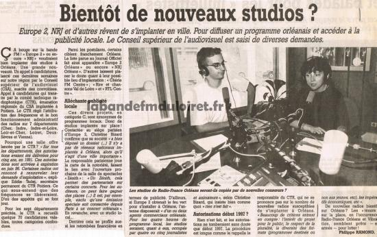 article de presse 6 aout 1996