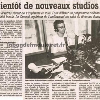 article de presse 6 aout 1996