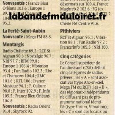 article de presse 23 avril 2008