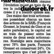 article de presse juin 1996