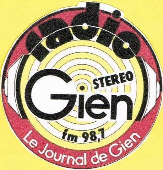 le célèbre logo au milieu des années 80