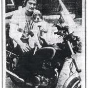 """publicité pour l'émission rock """"Look de loop"""" ( 8 sept. 1984)"""