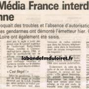 article de presse 3 oct. 1989