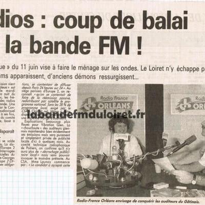 article de presse 14 mai 1991