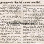 article de presse juin 1993