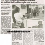 article de presse sept. 2003