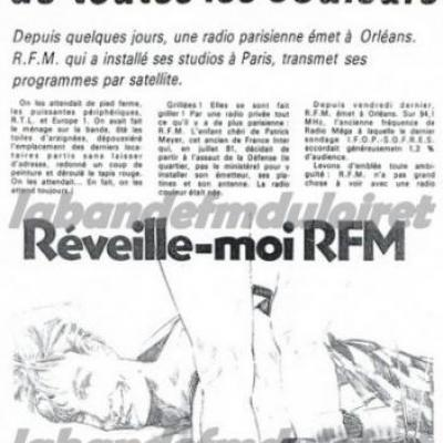 RFM Orléans / KISS FM Orléans (94.1)