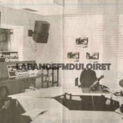 les studios début des années 2000