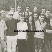 l'équipe au début des années 2000