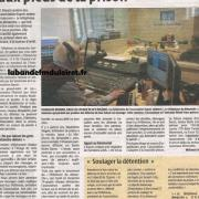 article de presse 3 octobre 2010