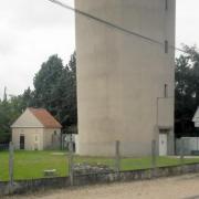 Site Towercast St Denis en Val, rue du chateau d'eau (local technique)