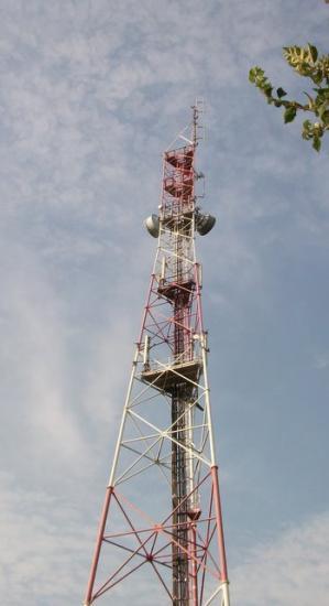 Site TDF Ingré - Les Muids (l'antenne)