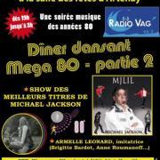 affiche de la soirée VAG FM d'octobre 2011