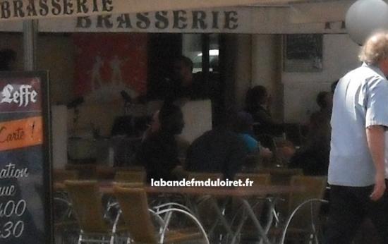"""""""la terasse Vibration"""", à Orléans ,juin 2011"""