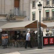 """""""la terasse Vibration"""", à Orléans, juin 2011"""