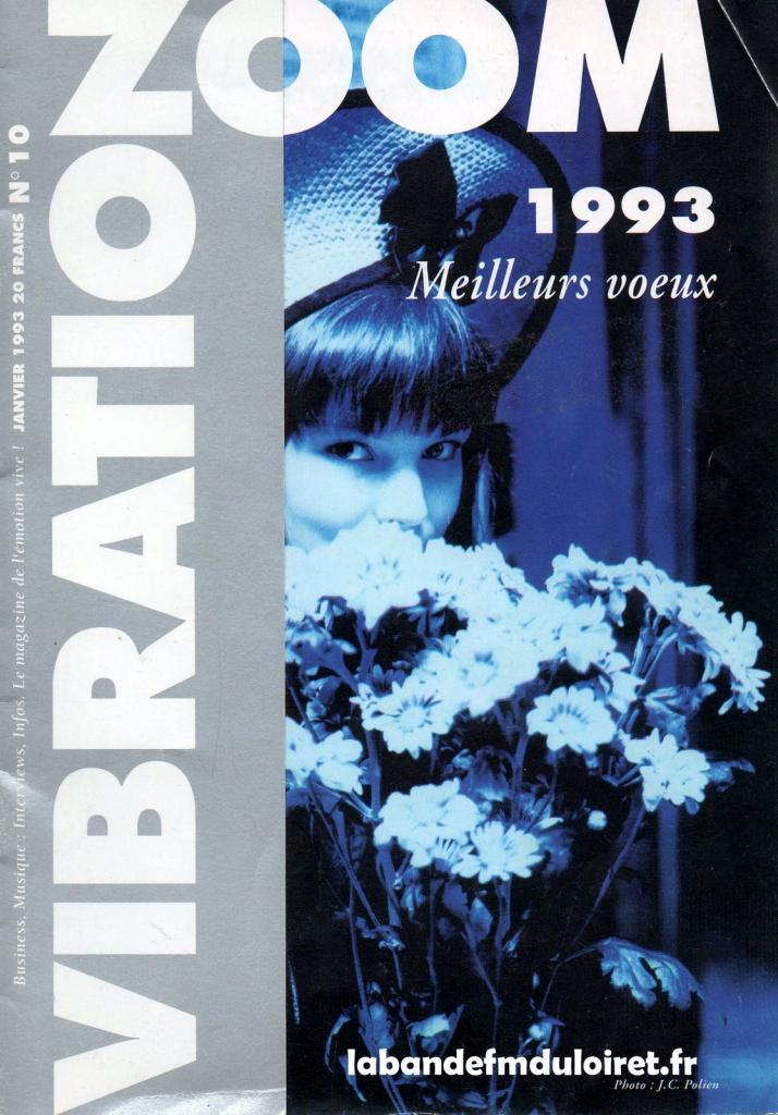 Vibration Zoom (ici en 1993)