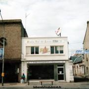 La facade de la radio av. Maunaury à Blois