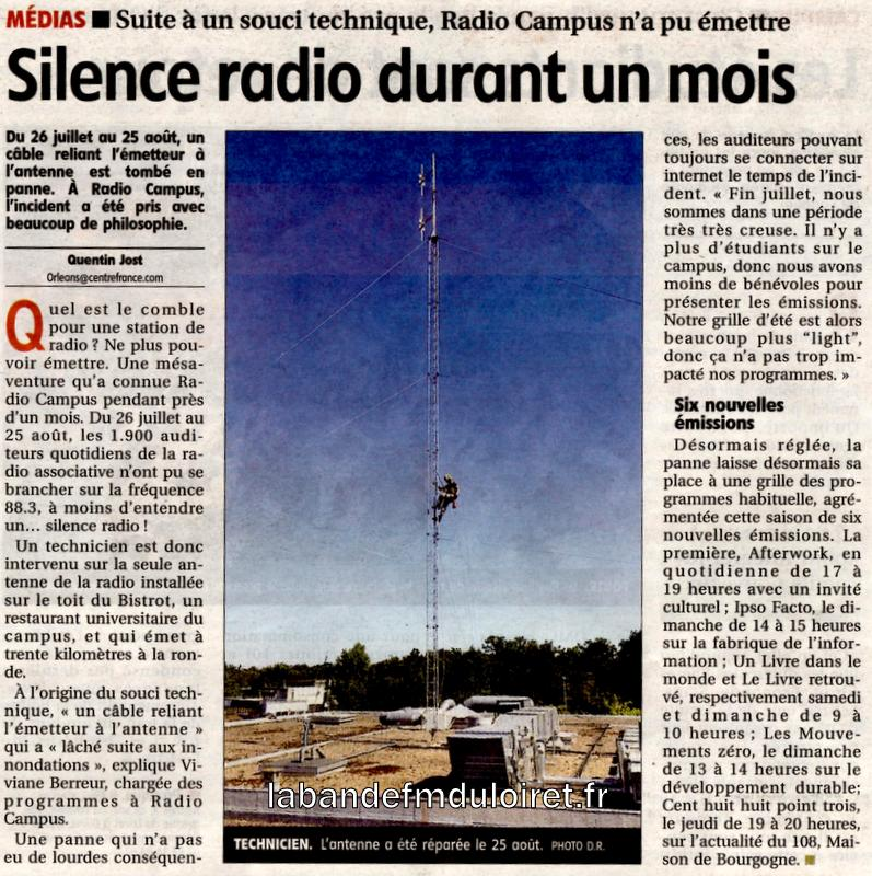 "article de presse"" RC "" 1 sept. 2016"