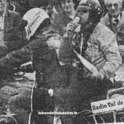 la moto RVL en direct à l'antenne