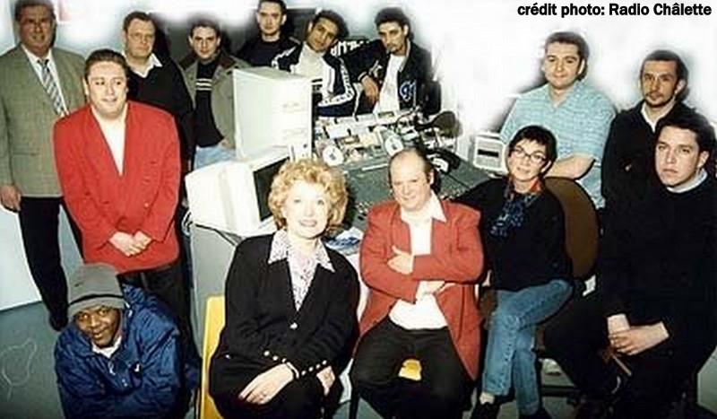 Radio Châlette, l'équipe vers les années 2000