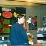 les studios en 1989
