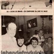 article de prese Publi7 du 30 aôut 1983