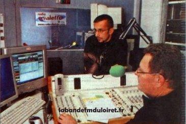 C2L ,dans le studio