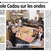 article de presse 31mai 2012