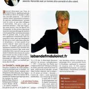 article bulletin de Fleury les Aubrais mars 2014