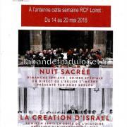 newsletter hebdomadaire (programme et RDV antenne)