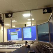 Le studio de Radio No1