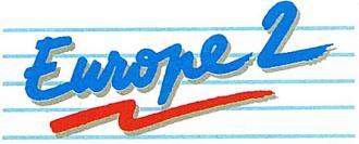 Logo europe2 1987